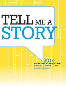 Tell Me a Story Blog Logo
